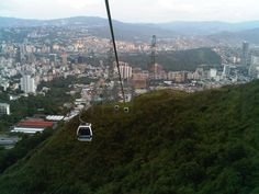 #Venezuela #Caracas #Teleferico #CerroelAvila