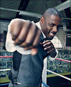 Picture of Idris Elba Idris Elba, Dandy, Michael Ealy, Portraits, British Men, Nelson Mandela, Actors & Actresses, Hollywood Actresses, Attractive Men