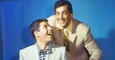 """Martin and Lewis were an American comedy team, comprising singer Dean Martin (as the """"straight man"""") and comedian Jerry Lewis. Old Time Radio, Jerry Lewis, Dean Martin, Straight Guys, Comedians, Comedy, Singer, American, Singers"""