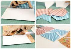 Como fazer bandeirinhas de Festas Juninas - VilaMulher