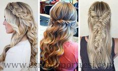1 yarım toplu saç modelleri_mini