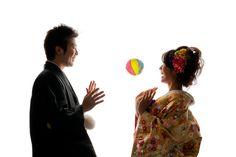 前撮りスタジオ撮影 和装フォトギャラリー|ブライダル・ウェディングフォト、結婚写真のレクエルド