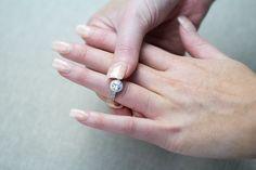 My Engagement Ring, Wedding Matches, Sydney Australia, Wedding Bands, Silver Rings, Wedding Inspiration, Husband, Jewels, Elegant