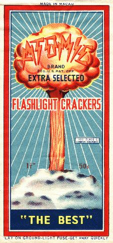 Atomic Fire Crackers ... Coming Soon to a Celebration Near YOU!  All The Best!