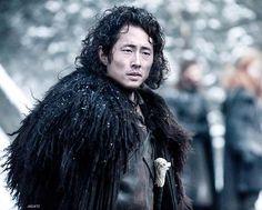 Glenn Snow - Meme - Our hopes are united - Fangirl - The Walking Dead