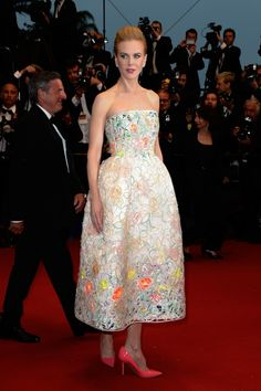 Nicole Kidman in Christian Dior Couture @Carrie Corrall Film Festival 2013