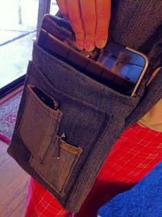 My DIY iPad Bag by lifeofsacrifice, via Flickr