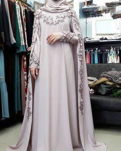 "1,524 Likes, 44 Comments - одежда для мусульманок (@asma__dress) on Instagram: ""Платье-кейп.12000р"""