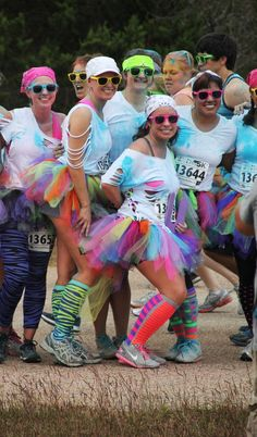 Color Run on the LTU campus for LTU students? How does that sound??