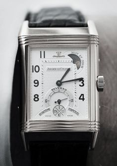 Classic Reverso by Jaeger LeCoultre