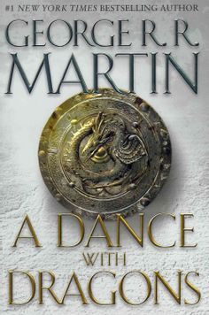 A Dance with Dragons - George R. R. Martin  Very good read and one of the better books in the series, so far.