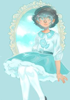 30 day Homestuck challenge: Out of all 8 kids, I'd have to say it's Jane I love the most. Her enthusiasm and spirit always fills me with joy. Keep shining, girl.