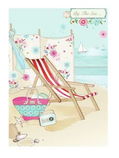 deck beach chairs Martin Wiscombe - Google Search