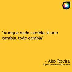 #Quote Álex Rovira