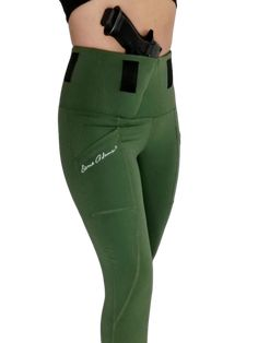 Find a holstering option that works for you thanks to the 5 options in our concealed carry leggings. Learn more online from Dene Adams today! Concealed Carry Women, Concealed Carry Holsters, Gun Holster, Phantom 2, Short Waist, Snug Fit, Carry On, Leggings, Conceal Carry