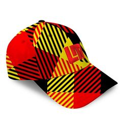 Golfing Caps by Loudmouth Golf - Cheezburger All-Over Cap.  Buy it @ ReadyGolf.com