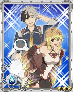 Ludger, Lulu,and Milla