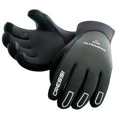 Cressi Scuba Diving gloves 5 mm neoprene