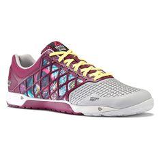 Want! Nay, I need some good lifting shoes. Reebok - Reebok CrossFit Nano 4.0 Sticker Print