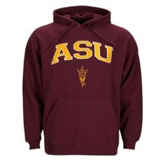 Christmas Wishlist 2018, University Outfit, Arizona State University, College Hoodies, Red Hoodie, College Outfits, Cool Outfits, Burgundy, Football