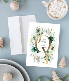 Christmas Themes, Christmas Holidays, Christmas Decorations, Holiday Cards, Christmas Cards, Fun Wedding Invitations, Stationery, Florals, Hand Painted
