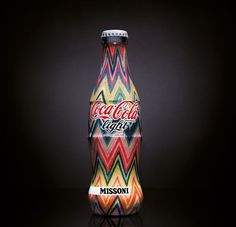 Jean Paul Gaultier para Coca Cola Light y Madonna