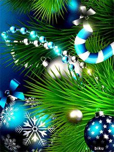 Animated Christmas Tree, Christmas Scenes, Christmas Wishes, Christmas Pictures, Christmas Art, Christmas Greetings, All Things Christmas, Christmas Decorations, Christmas Ornaments