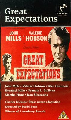 Pictures  Photos from Great Expectations (1946)There are so many things wrong with this film in relation to the book, and so many things Lean tried which doesn't work, not least the fact that he replaces young Estella with a different actress half way through. I could go on indefinitely criticising this version of Great Expectations but I still love this film, despite its short-comings, as if it were a dear friend. It remains one of of my all time favourites.