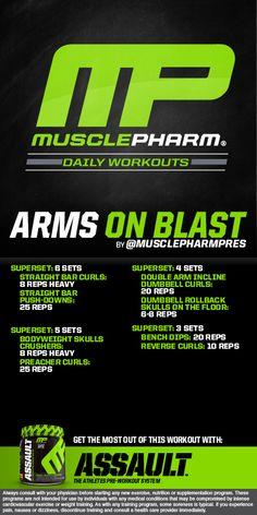 Arms on Blast