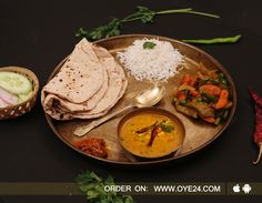 Order your lunch online to skip the queues and avoid the sweltering heat. Order for home cook delight visit: www.oye24.com or call 0731-4711711 #Oye24 #Lunch #Orderonline #Indore #FreeDelivery #Food #Foodie #MealBox #homecooking