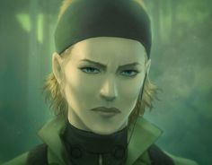 The Boss, Metal Gear Solid series. The greatest video game character ever written.