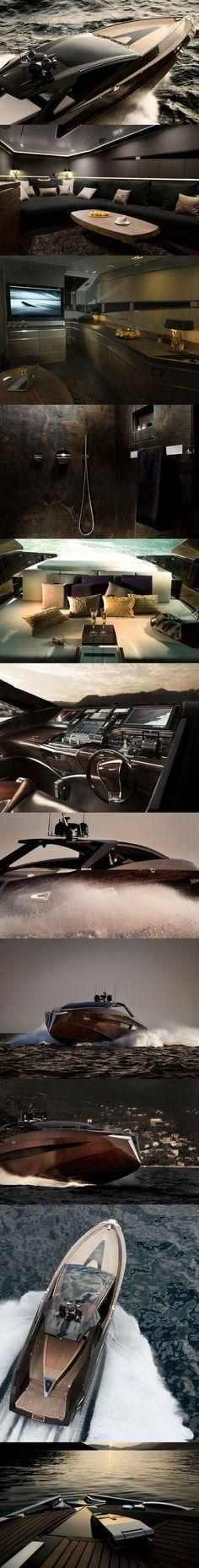Art of Kinetik Hedonist Yacht, #celebritys sport cars #luxury sports cars| http://sport-cars.kira.flappyhouse.com