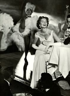 "mote-historie: Suzy Parker and Robin. - mote-historie: "" Suzy Parker and Robin Tattersall, evening dress by Madame Grès (Alix Barton and Alix), Cabaret Moulin Rouge in Paris, Photo by Richard Avedon, "" Madame Gres, Vintage Glamour, Vintage Beauty, Dandy, Vintage Photography, Fashion Photography, Glamour Photography, Lifestyle Photography, Editorial Photography"