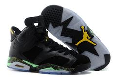 separation shoes 4aaab d8bdd Black Tour Yellow Light Lucid Green Women Size World Cup Nike Air Jordan VI