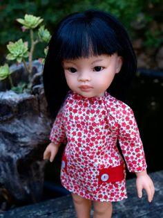 Paola Reina doll - dress
