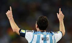 Messi #Argentina