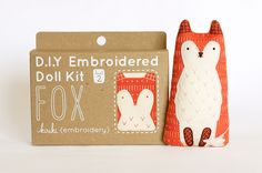 Fox kit | Flickr - Photo Sharing! * Sissy you guys should add this kind of thing to your product lineup!