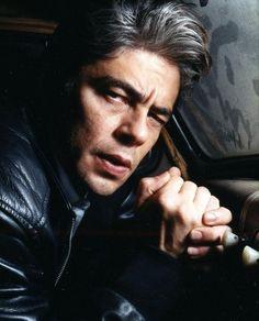 More Benicio Del Toro