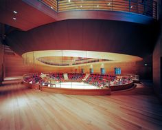 Berlin'de Frank Gehry Tasarımı Yeni Konser Salonu