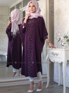 Welcome to Modanisa Iranian Women Fashion, Islamic Fashion, Muslim Fashion, Hijab Style, Hijab Chic, New Dress Design Indian, Abaya Fashion, Fashion Outfits, Modele Hijab