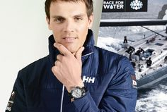 """Swiss luxury watchmaker Alpina created a special, limited edition watch - Alpiner Chronograph """"Race for Water"""" watch supports RACE FOR WATER Foundation. Runway Fashion, High Fashion, Luxury Fashion, Alpina Watches, Water Footprint, Limited Edition Watches, Water Conservation, Runway Models, Chronograph"""