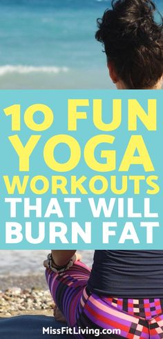Yoga Poses & Workout : Yoga is a great way to lose weight and burn fat. These 10 yoga workouts are great in helping you lose weight quickly. Quick Weight Loss Tips, Weight Loss Help, Lose Weight Quick, Yoga For Weight Loss, Losing Weight Tips, Reduce Weight, Weight Loss Program, Healthy Weight, Yoga Fitness