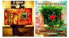 EL CAMINO DEL CORAZÓN SOLIDARIO-LASPALABRAS DAN DE COMER Liquor Cabinet, Painting, Home Decor, Art, Drive Way, Art Background, Decoration Home, Room Decor, Painting Art