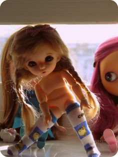 Are my favorites dolls