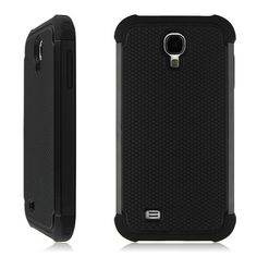 Fusing rugged protection, light weight with bold looks, this triple defender back case protects your samsung galaxy S4 i9500 from all angles. Hybrid casing keeps its light which triple layers protect against impact, dents and surface screen damage. Check out more details now at goo.gl/S9QLNY