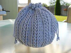 Crochet Purses, Crochet Hats, Crocheted Bags, Beading Patterns, Crochet Patterns, Crochet Ideas, Drawstring Bag Pattern, Crochet Cable, Learn To Crochet