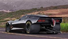 [PIC] Corvette Stingray Rendered as a Hennessey Drag Car - Corvette: Sales, News & Lifestyle Chevrolet Corvette, Chevy, 2015 Corvette, Rat Rods, Classic Corvette, Black Corvette, Pt Cruiser, Drag Cars, Amazing Cars
