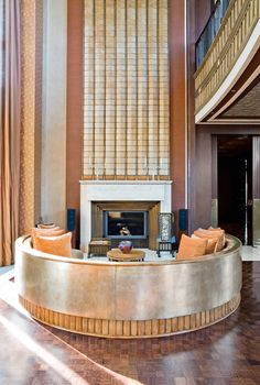 The house is in the Art Deco style of Moscow