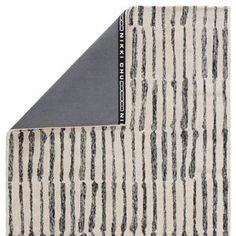 Jaipur Etho By Nikki Chu Saville Hand Tufted Rug – Paynes Gray New West, Oriental Rugs, Hand Tufted Rugs, Jaipur, Earthy, Gray, Color, Design, Grey