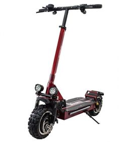 Qiewa Qpower Electric off-road Scooter Duble Motor with 11 Off Road Scooter, In 2019, Scooters, Offroad, Outdoor Power Equipment, Electric, Top, Motors, Off Road